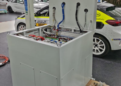 Nomination as charging technology provider for ADAC Opel e-Rally Cup
